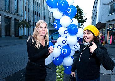 O2 Launch Event Düsseldorf für planworx gmbh - München 2011