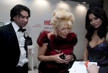 UNESCO Gala 2010 Düsseldorf - Präsentation HEADWIG: BAGS and Accessoires