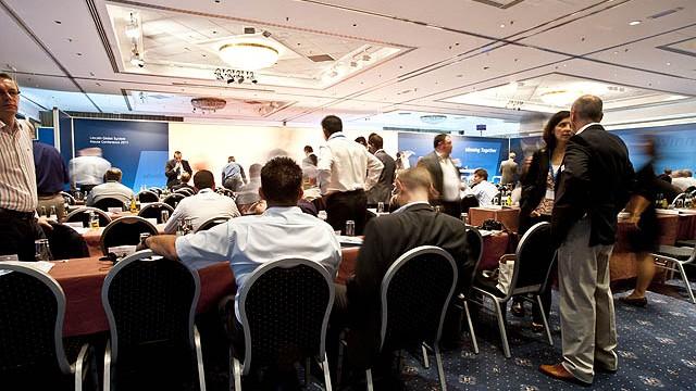 Lincoln Conference Düsseldorf - für public vision Düsseldorf 2011