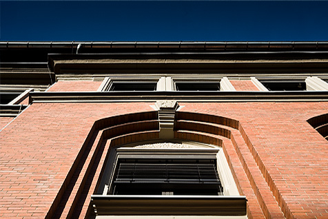Architekturdokumentation – Deutsche Bank Essen - für Maria Stahl Architekten